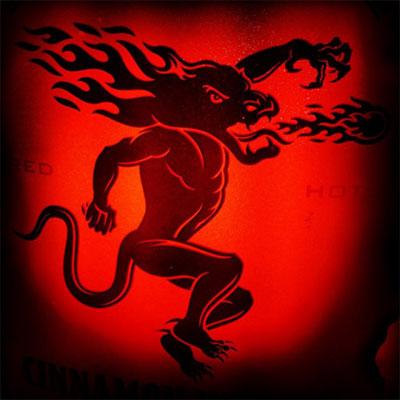 Fireball - Red Hot